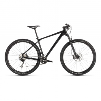 "VTT 29"" Cube Reaction SL Noir/Gris 2019 (214100)"