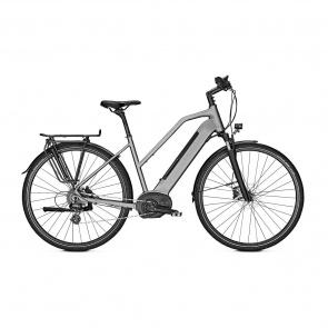 Kalkhoff Promo Vélo Electrique Kalkhoff Endeavour 3 B8 Move 500 Trapèze Gris Mat 2019 (633529725-7)