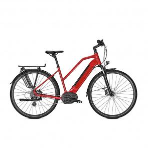 Kalkhoff Promo Vélo Electrique Kalkhoff Endeavour 3 B8 Move 500 Trapèze Rouge 2019 (633529745-7)