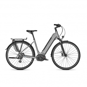 Kalkhoff Promo Vélo Electrique Kalkhoff Endeavour 3 B8 Move 500 Easy Entry Gris Mat 2019 (633529735-7)