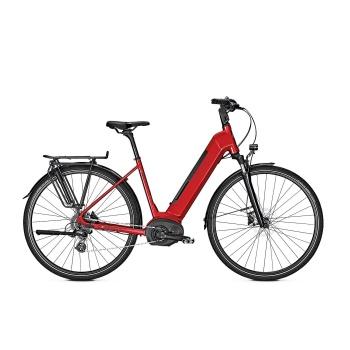 Vélo Electrique Kalkhoff Endeavour 3 B8 Move 500 Easy Entry Rouge 2019 (633529755-7)