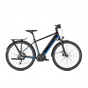 Kalkhoff - 2019 Vélo Electrique Kalkhoff Endeavour 5 B10 Advance Bleu/Noir Brillant 2019 (633529130-3)