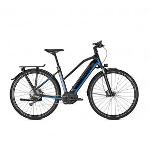 Kalkhoff - 2019 Vélo Electrique Kalkhoff Endeavour 5 B10 Advance Trapèze Bleu/Noir Brillant 2019 (633529134-6)