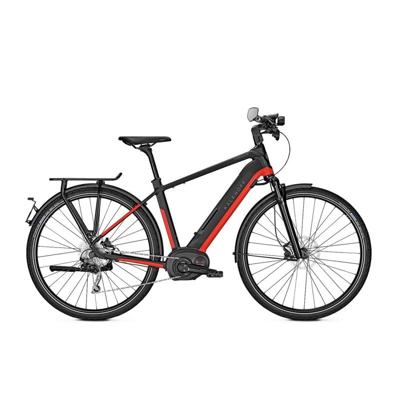 Vélo Electrique 45 km/h Kalkhoff Endeavour 5 B45 Move 500 Noir/Rouge 2019 (633528930-3) (633528932)