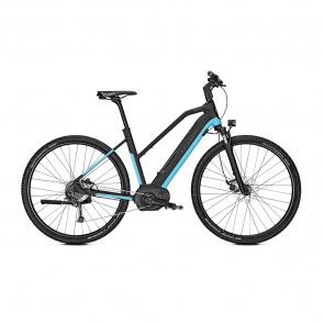Kalkhoff - 2019 Vélo Electrique Kalkhoff Entice 5 B9 Move Trapèze Noir/Bleu 2019 (633529384-6)