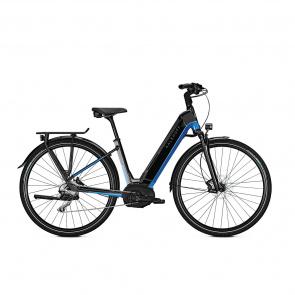 Kalkhoff - 2019 Vélo Electrique Kalkhoff Endeavour 5 B9 Move Easy Entry Bleu/Noir Brillant 2019 (633529318-20)
