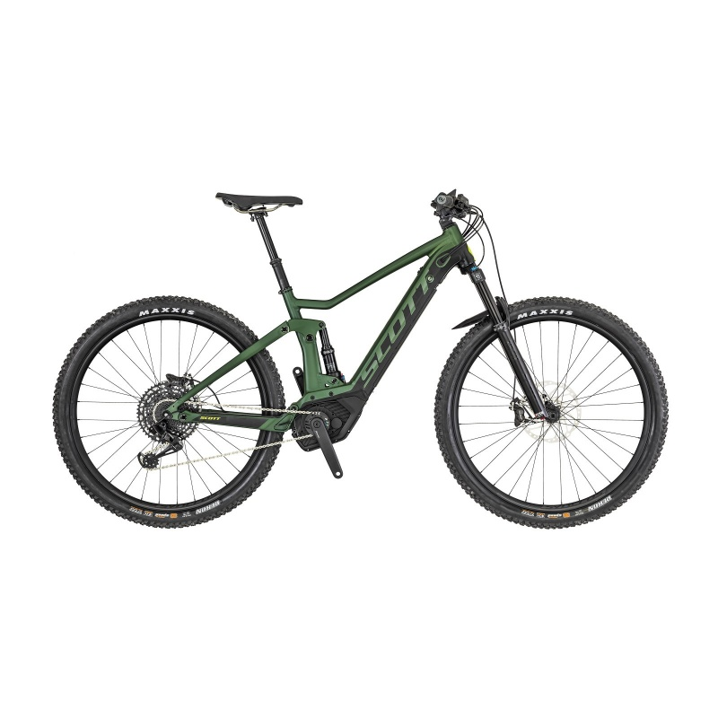 Scott Strike eRide 710 2019