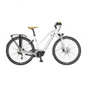 Vélo Electrique Femme Scott Sub Tour eRide 10 Lady 2019 (269999)