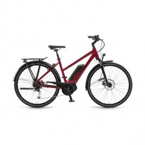 Winora 2020 Vélo Electrique Winora Sinus Tria 9 500 Trapèze Rouge 2020 (44251099)