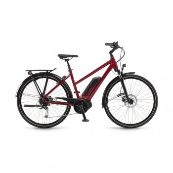 Vélo Electrique Winora Sinus Tria 9 500 Trapèze Rouge 2019 (44251099)