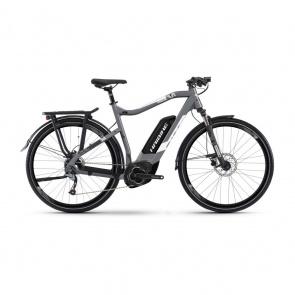 Haibike 2019 Vélo Electrique Haibike SDuro Trekking 3.0 500 Gris 2019 (45404089)