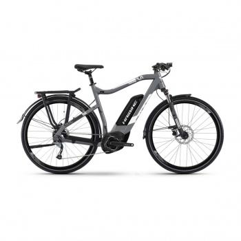 Vélo Electrique Haibike SDuro Trekking 3.0 500 Gris 2019 (45404089)