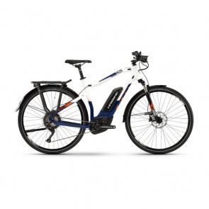 Haibike 2019 Vélo Electrique Haibike SDuro Trekking 5.0 500 Blanc 2019 (45404209)
