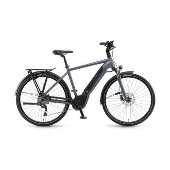 Vélo Electrique Winora Sinus i10 500 Gris 2019 (44268108)