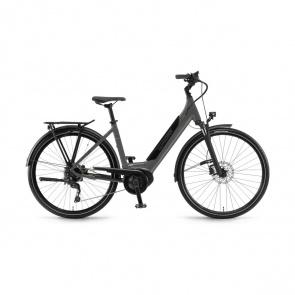 Winora 2020 Vélo Electrique Winora Sinus i9 500 Easy Entry Titane 2020 (44297099)