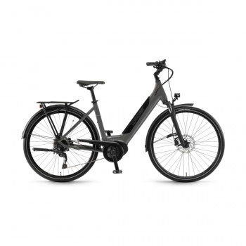 Vélo Electrique Winora Sinus i9 500 Easy Entry Titane 2019 (44297099)