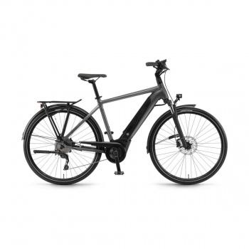 Vélo Electrique Winora Sinus i9 500 Titane 2019 (44290098)
