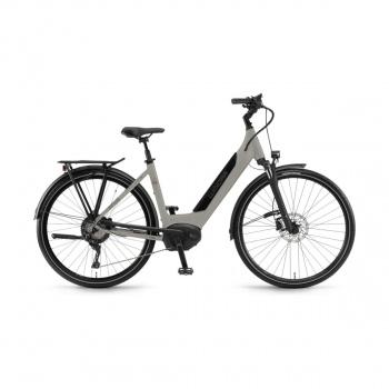 Vélo Electrique Winora Sinus iX11 500 Easy Entry Sable 2019 (44275119)