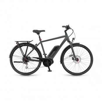 Vélo Electrique Winora Sinus Tria 8 400 Gris Mat 2019 (44220089)