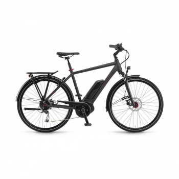 Vélo Electrique Winora Sinus Tria 9 500 Noir Mat 2019 (44240099)