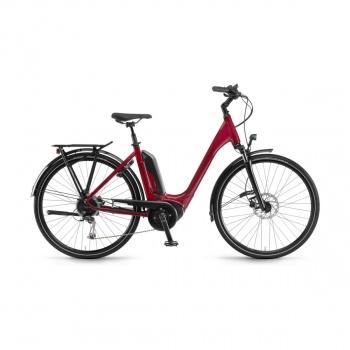 Vélo Electrique Winora Sinus Tria 9 500 Easy Entry Rouge 2020 (44255099)