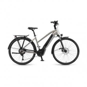 Vélo Electrique Winora Sinus iX11 500 Trapèze Sable 2019 (44271118)