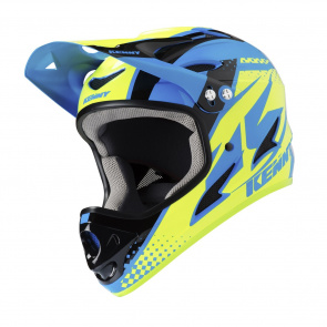 Kenny Casque Kenny Downhill Cyan 2019