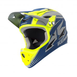 Kenny Casque Kenny Downhill Gris/Bleu 2019
