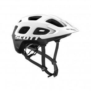 Scott textile Casque Scott Vivo Blanc/Noir 2019