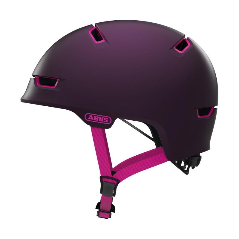 Scraper 3.0 ACE Helm Magenta 2019