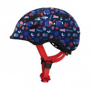 Abus Abus Smiley 2.1 Helm Donkerblauw 2019