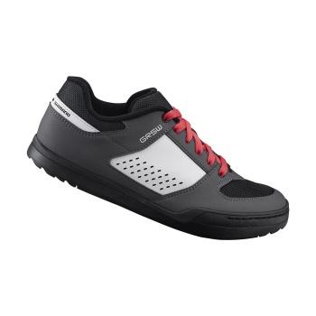 Shimano GR500 MTB Schoenen voor Vrouwen Rood 2019