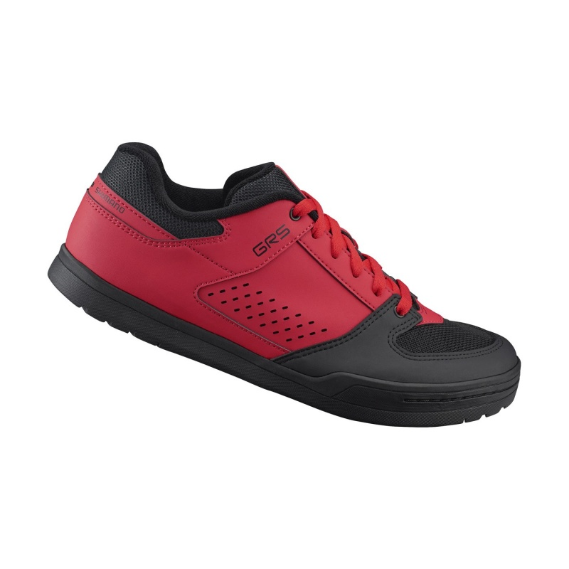 Chaussures VTT Shimano GR500 Rouge 2019