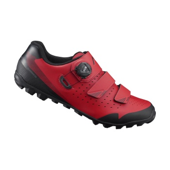 Chaussures VTT Shimano ME400 Rouge 2019
