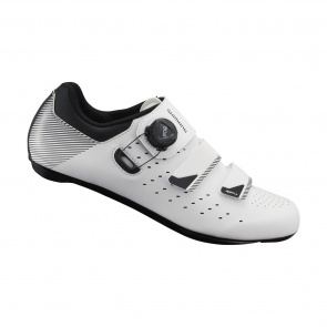 Shimano VTT Chaussures Route Shimano RP400 Blanc 2019