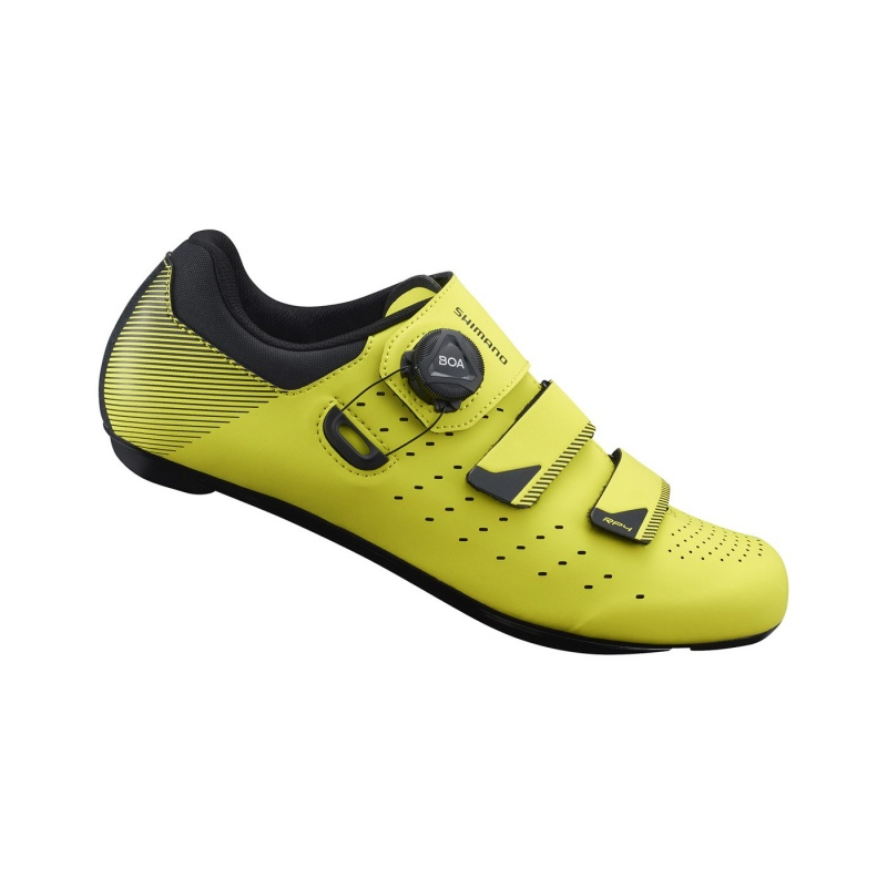 Chaussures Route Shimano RP400 Jaune 2019