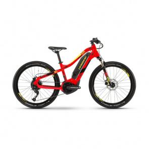 """Haibike - Promo VTT Electrique 24"""" Enfant Haibike SDuro HardFour 2.0 Rouge/Noir 2019 (4540000934)"""