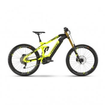 """VTT Electrique 27.5"""" Haibike XDuro DH 9.0 500 Jaune/Noir 2019 (45411509)"""