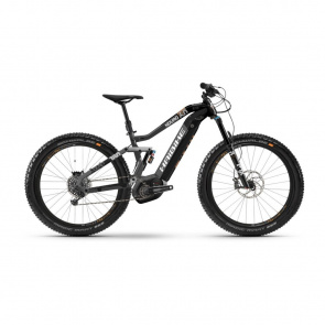 """Haibike 2019 Haibike XDuro Nduro 6.0 500 Elektrische 27.5"""" MTB Titanium/Zwart 2019 (45411149)"""