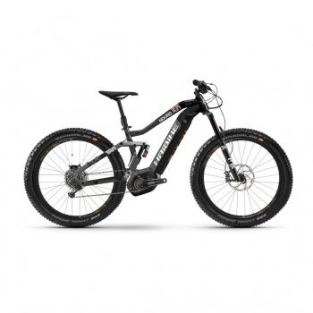"""VTT Electrique 27.5"""" Haibike XDuro Nduro 6.0 500 Titane/Noir 2019 (45411149)"""