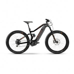 """Haibike - Promo VTT Electrique 27.5"""" Haibike XDuro AllMtn 6.0 500 Titane/Noir 2019 (45410549)"""