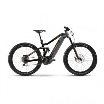 """VTT Electrique 27.5"""" Haibike XDuro AllMtn 6.0 500 Titane/Noir 2019 (45410549)"""