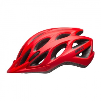 Casque Bell Tracker Rouge Mat 2019