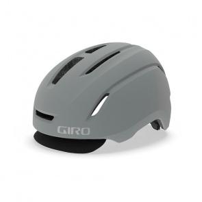 Giro Casque Giro Caden Led Gris Mat 2020