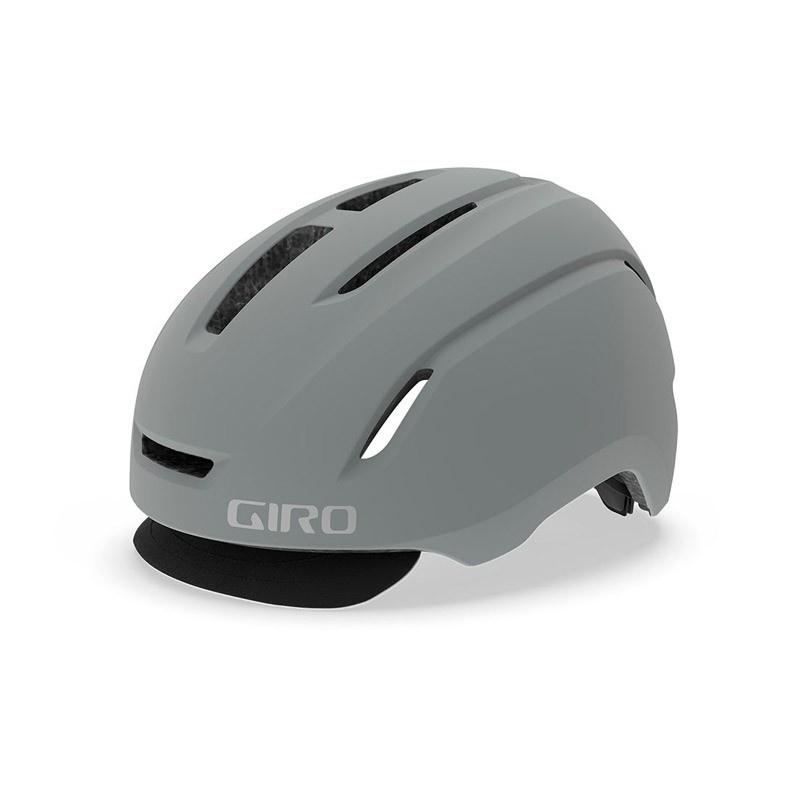 Casque Giro Caden Led Gris Mat 2020