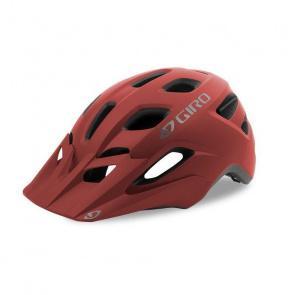 Giro Giro Fixture Helm Donkerrood 2020