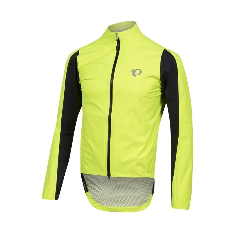 Veste Pearl Izumi Elite WXB Jaune Screaming 2018-2019