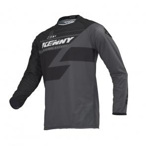Kenny Kenny Track Shirt met Lange Mouwen Zwart 2019