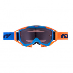 Kenny Kenny Titanium Goggle Cyaan/Oranje 2019