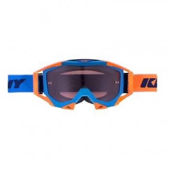 Kenny Titanium Goggle Cyaan/Oranje 2019